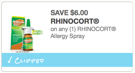 rhinocort aqua coupons