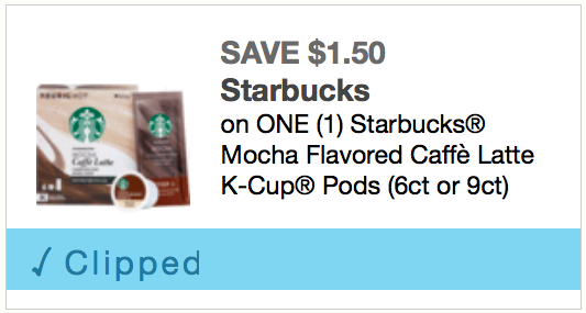 picture about Starbucks K Cups Printable Coupons titled Latest Printable Coupon codes (1/29)!!! - The Accidental Saver