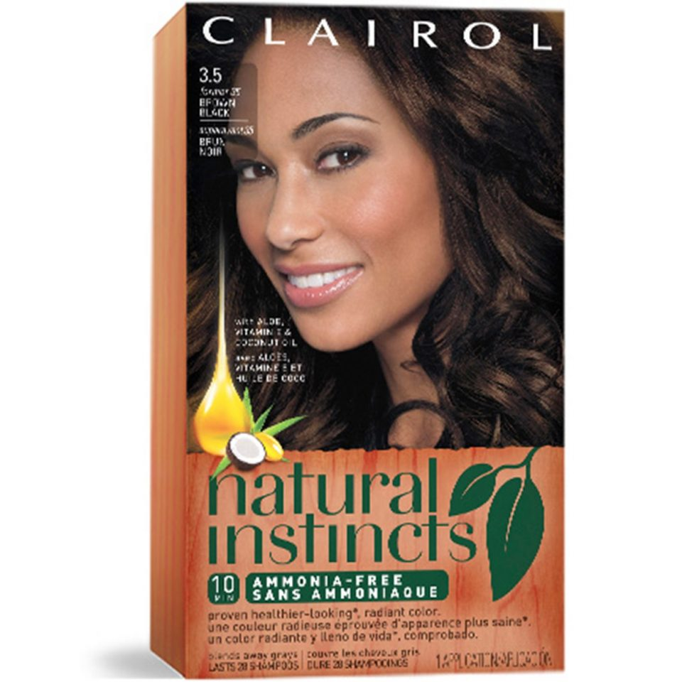 Clairol Natural Instincts Semi Permanent Hair Colour