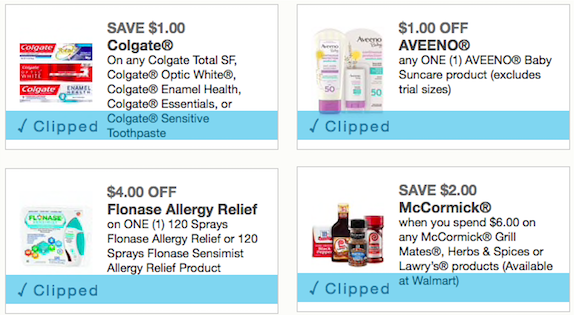 image about Colgate Printable Coupons named Most current Printable Discount coupons (4/21)!!! - The Accidental Saver