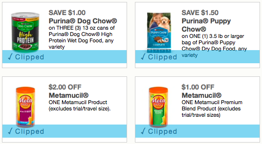 picture regarding Metamucil Coupons Printable named Most current Printable Coupon codes (7/12)!!! - The Accidental Saver